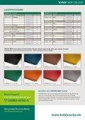 Holz Tusche | TOPAN® MDF Colour - Seite 2