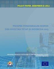prospek perkembangan ekspor dan investasi tetap di ... - Active