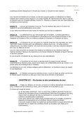 Règlement des examens juin2012 - Faculté des Sciences sociales ... - Page 3