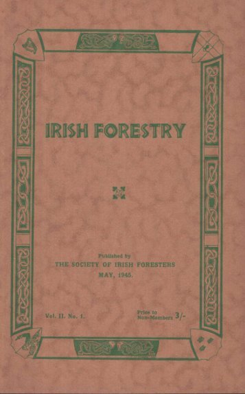 Download Full PDF - 21.17 MB - The Society of Irish Foresters