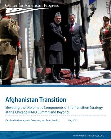 Afghanistan Transition - Ministry of Foreign Affairs