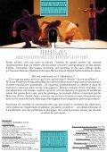 Mais encore, à La Castine ... des spectacles hors abonnement - Page 5