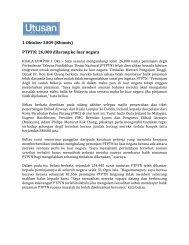 1 Oktober 2009 (Khamis) - Jabatan Audit Negara