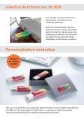 clé USB - Impressions Services - Page 7