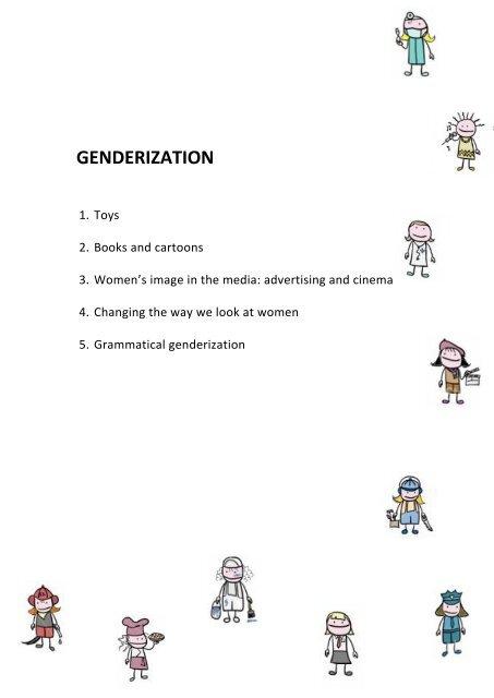 7.Genderization