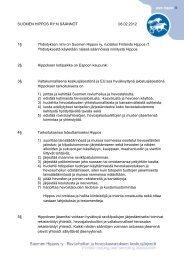 Hippos säännöt 2012 (pdf)