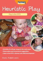Heuristic Play Book.indd - Practical Pre-School Books