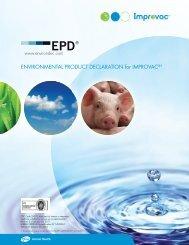 ENVIRONMENTAL PRODUCT DECLARATION for IMPROVAC®1