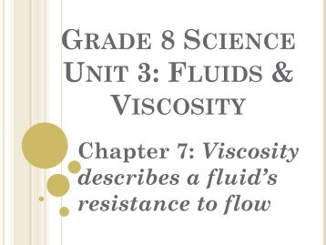 Praxis General Science: Fluid Mechanics - Study.com