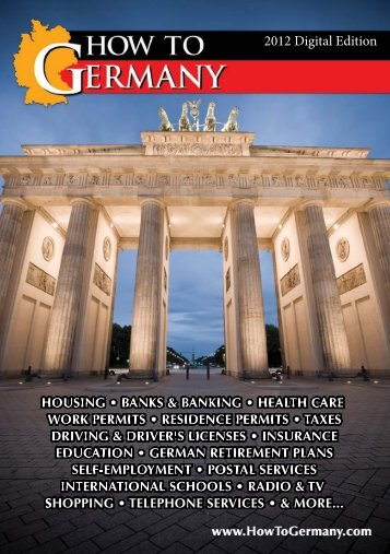 2012 Digital Edition - How To Germany