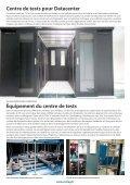CONTEG TESTCENTER POUR DATACENTER - Page 2
