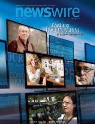 Spring 2012 - Indiana University School of Journalism