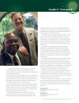 Annual Report 2010 - Agricultural, Food and Nutritional Science - Page 3