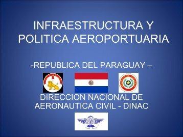 Ceferino Farías - Comisión Latinoamericana de Aviación Civil