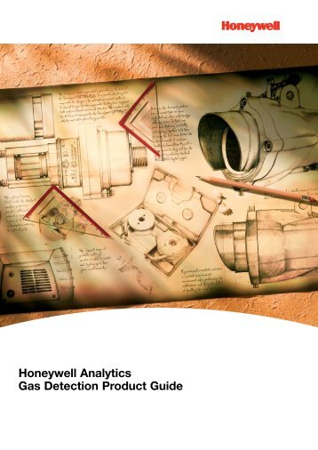 Honeywell Analytics Gas Detection Product Guide - Beta Instruments