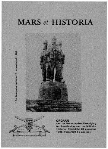 P.G.H. Maalderink (Mars et Historia 2, maart/april - Boekje Pienter