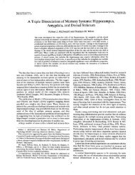 A Triple Dissociation of Memory Systems - Abstract - American ...