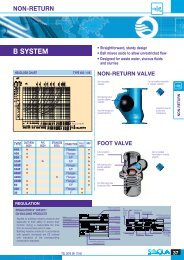 Socla - Catalogue price list 2012