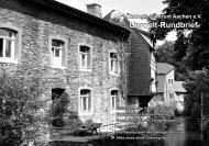 Rundbrief 60 - Ökologie-Zentrum Aachen eV