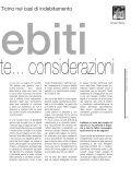 Dei debiti e delle debite ... considerazioni di Dani Noris - Caritas Ticino - Page 2