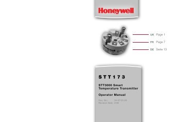 STT173 - Honeywell