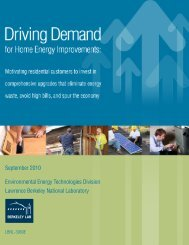 58.1 MB PDF - Driving Demand for Home Energy Improvements
