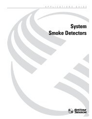 System Smoke Detectors - Electronic Alarm Distributors, Inc.