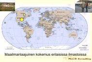 Paikka, toimivuus ja laajennettavuus - ProAgria Oulu