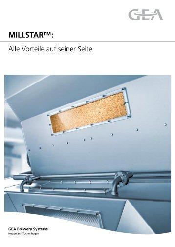 MILLSTAR™: - GEA Brewery Systems GmbH