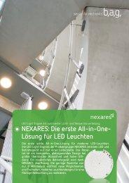 NEXARES: Die erste All-in-One- Lösung für LED ... - BAG electronics