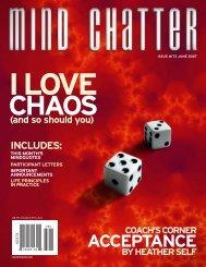 Mind Chatter #173 (June, 2007) (PDF)