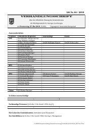 Juni - St. Georgen im Attergau - Land Oberösterreich