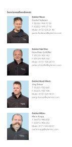 Ihr Wedeco Kundendienst auf einen Blick - Water Solutions - Page 4