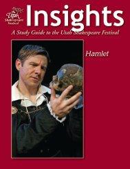 Hamlet - Utah Shakespearean Festival