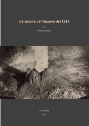 Aniello Langella - L'eruzione del Vesuvio del 1917 - vesuvioweb 2012