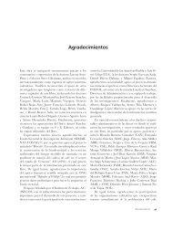 Agradecimientos - Instituto Nacional de Ecología