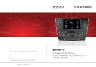 Z-E3215 - Zenec