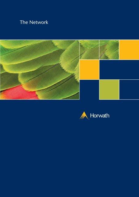 The Network - Crowe Horwath International