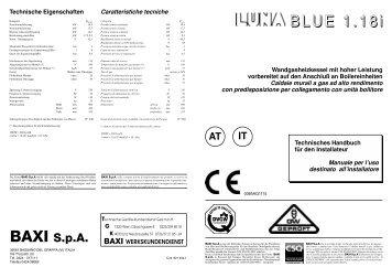 BLUE 1.18i