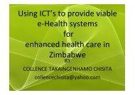 Health - EuroAfrica-ICT