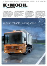 K>MOBIL 28 December 2006 (English) - Kirchhoff Group
