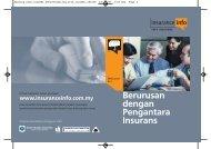 Berurusan dengan Pengantara Insurans - InsuranceInfo