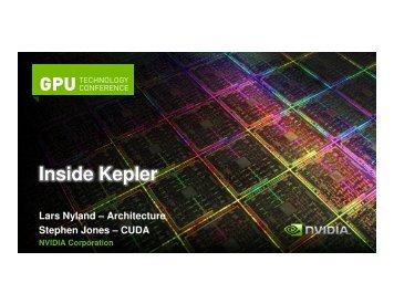 Inside Kepler