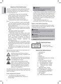 rcr3334 garantie - Reflexion - Page 3