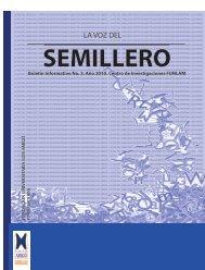 SEMILLERO - Fundación Universitaria Luis Amigó