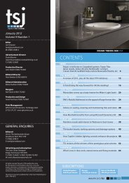 Download TSJ January 2012 - Tile and Stone Journal