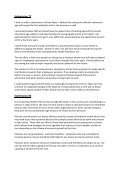 Green Paper Consultation Responses Pension models ... - Welfare.ie - Page 5
