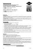 Gebrauchsanleitung Gebrauchsanleitung - Mesto - Page 3