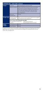 Gold Credit Card Summary Box (PDF File 46KB) - Ulster Bank - Page 2