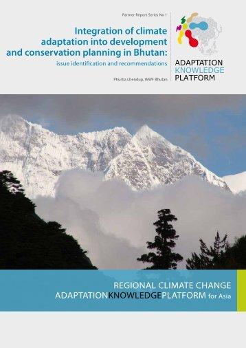 Report - Regional Climate Change Adaptation Knowledge Platform ...